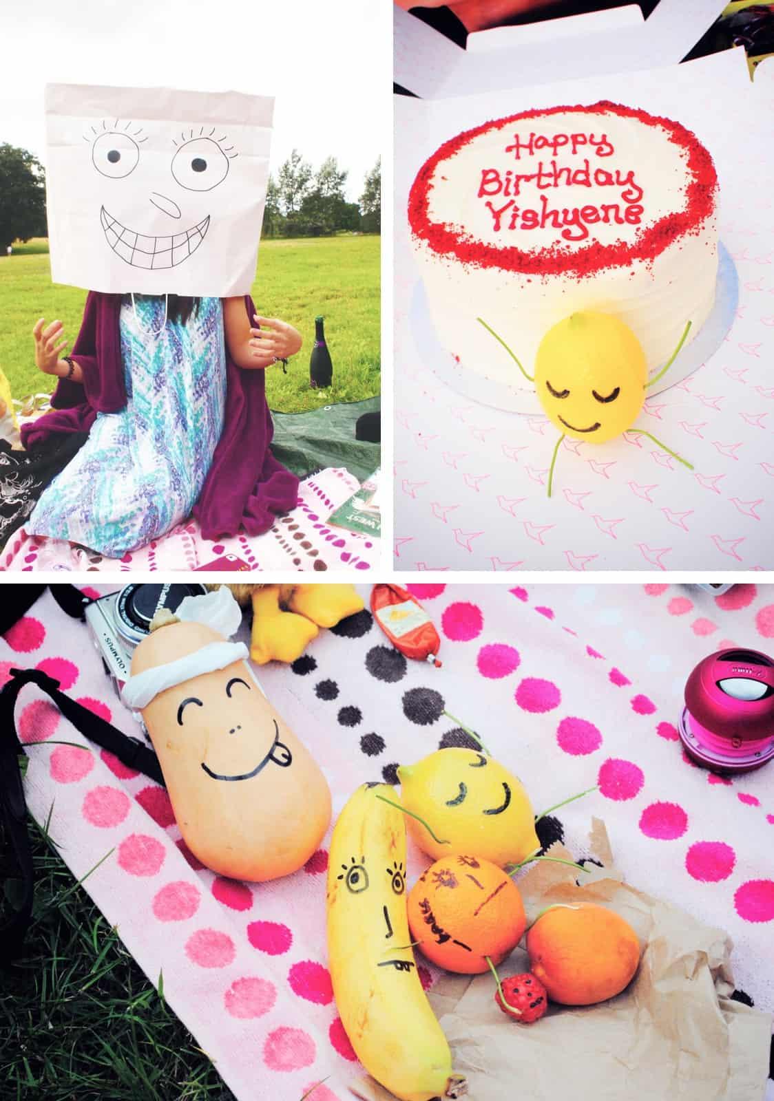 Fruits picnic