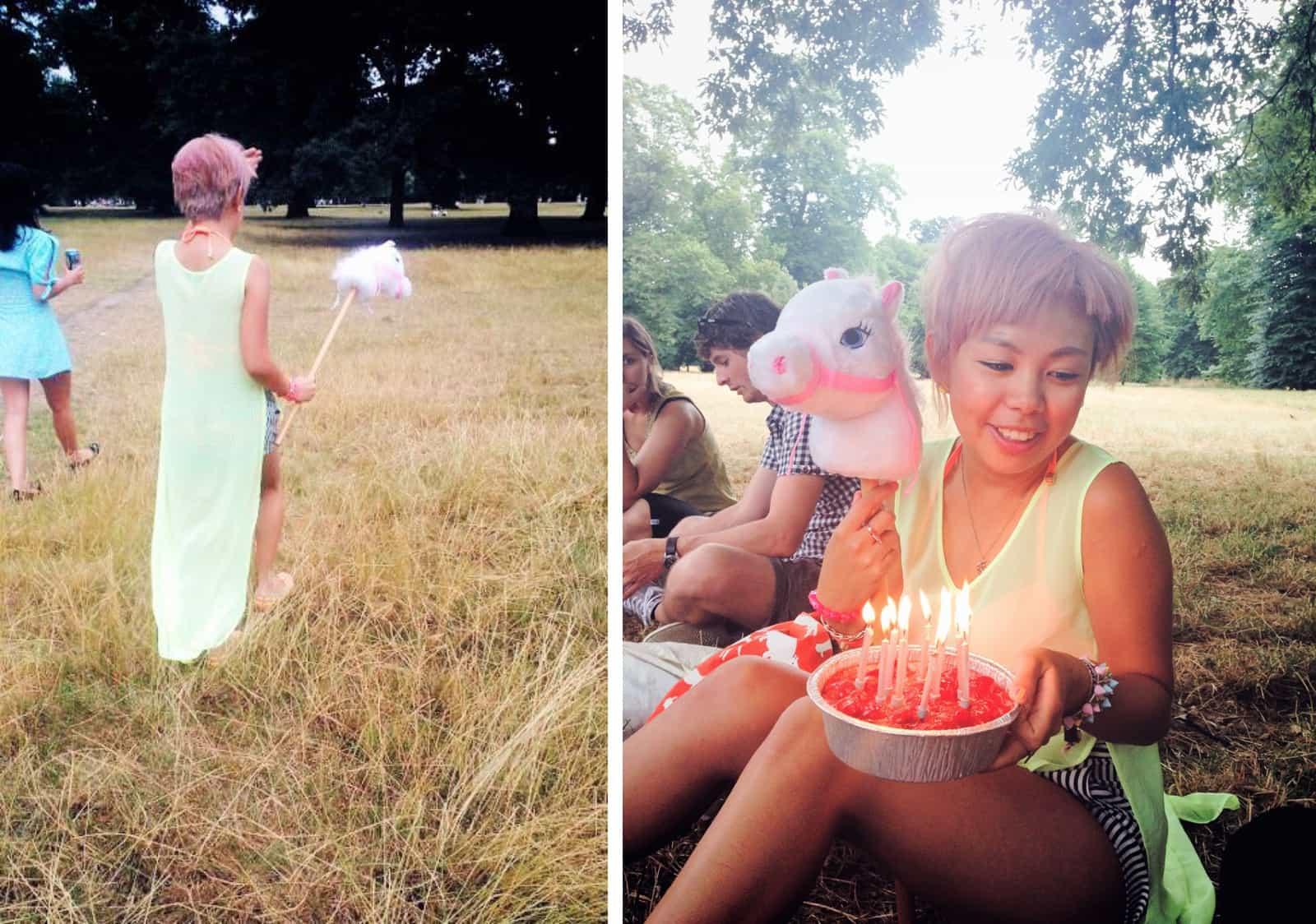 Park Birthday
