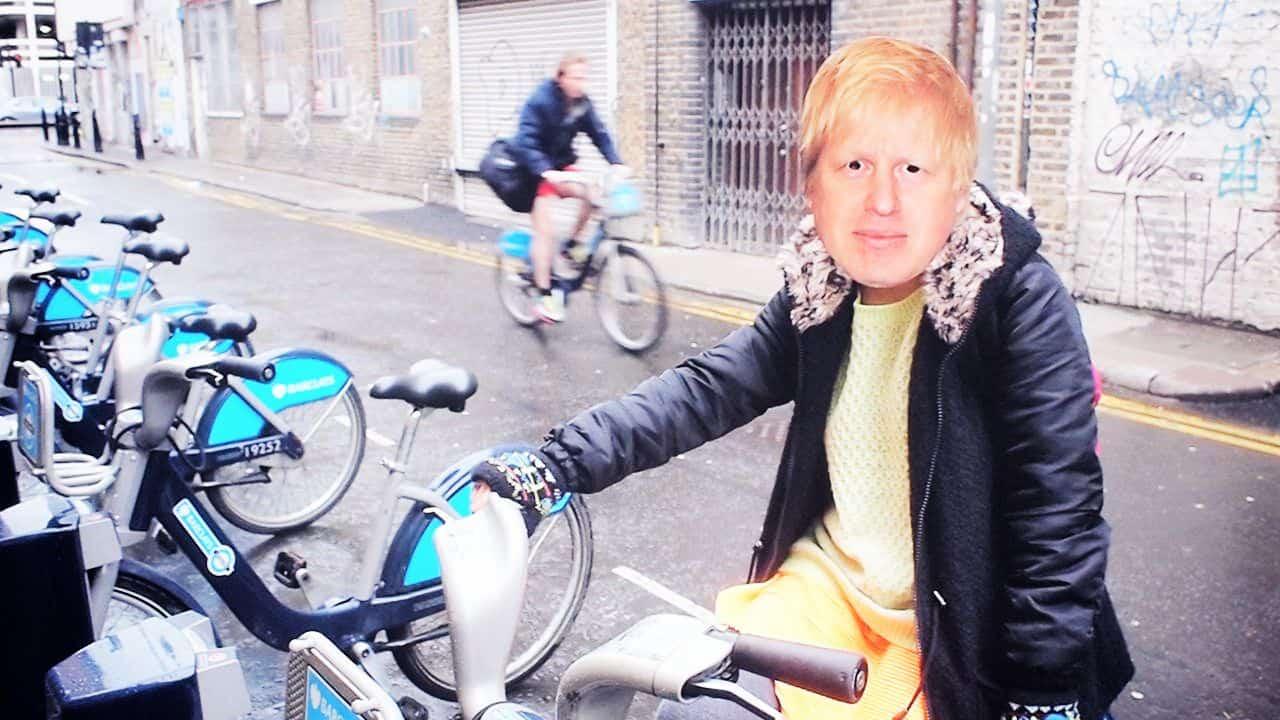 Real Boris Bike