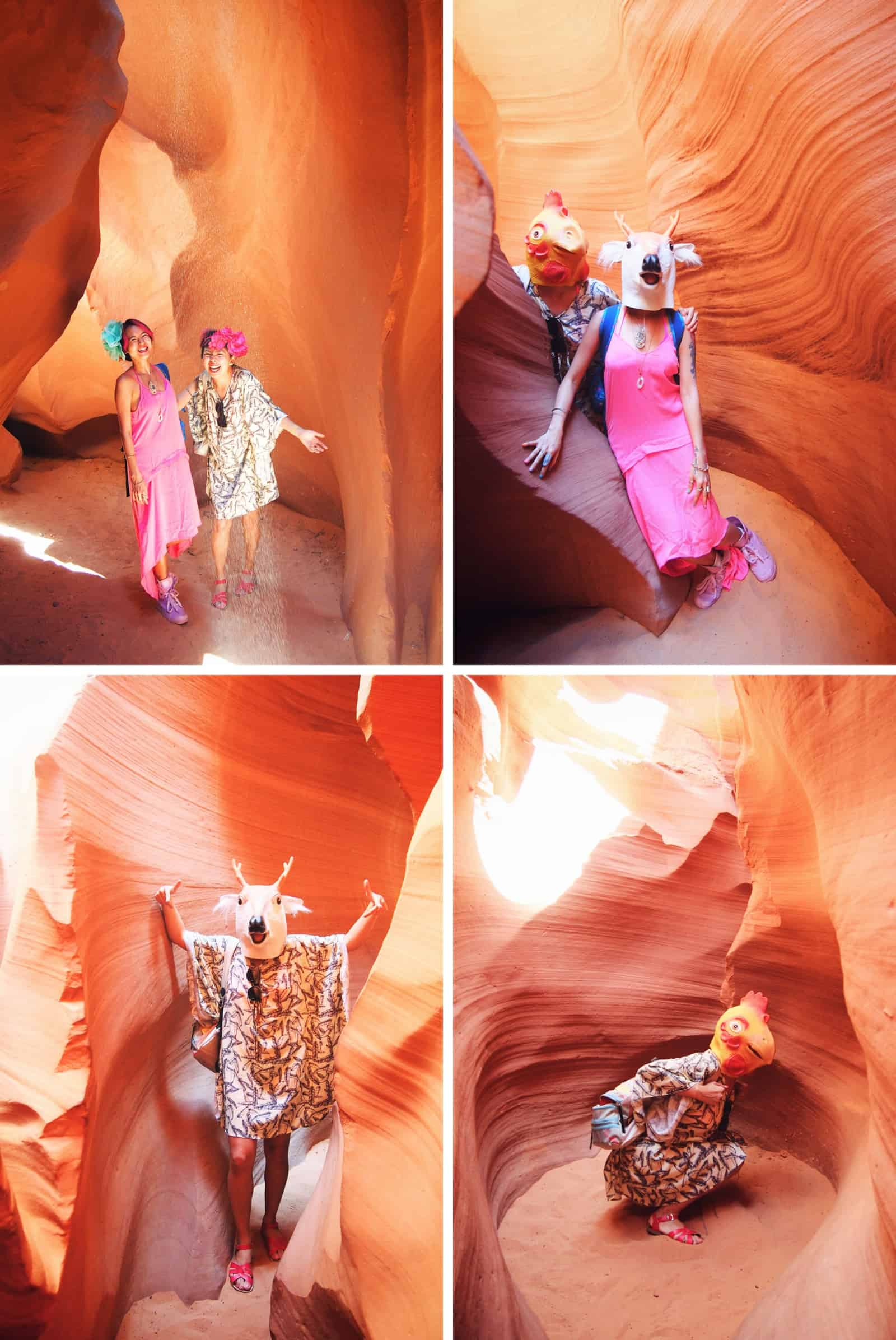 antelope canyon costumes