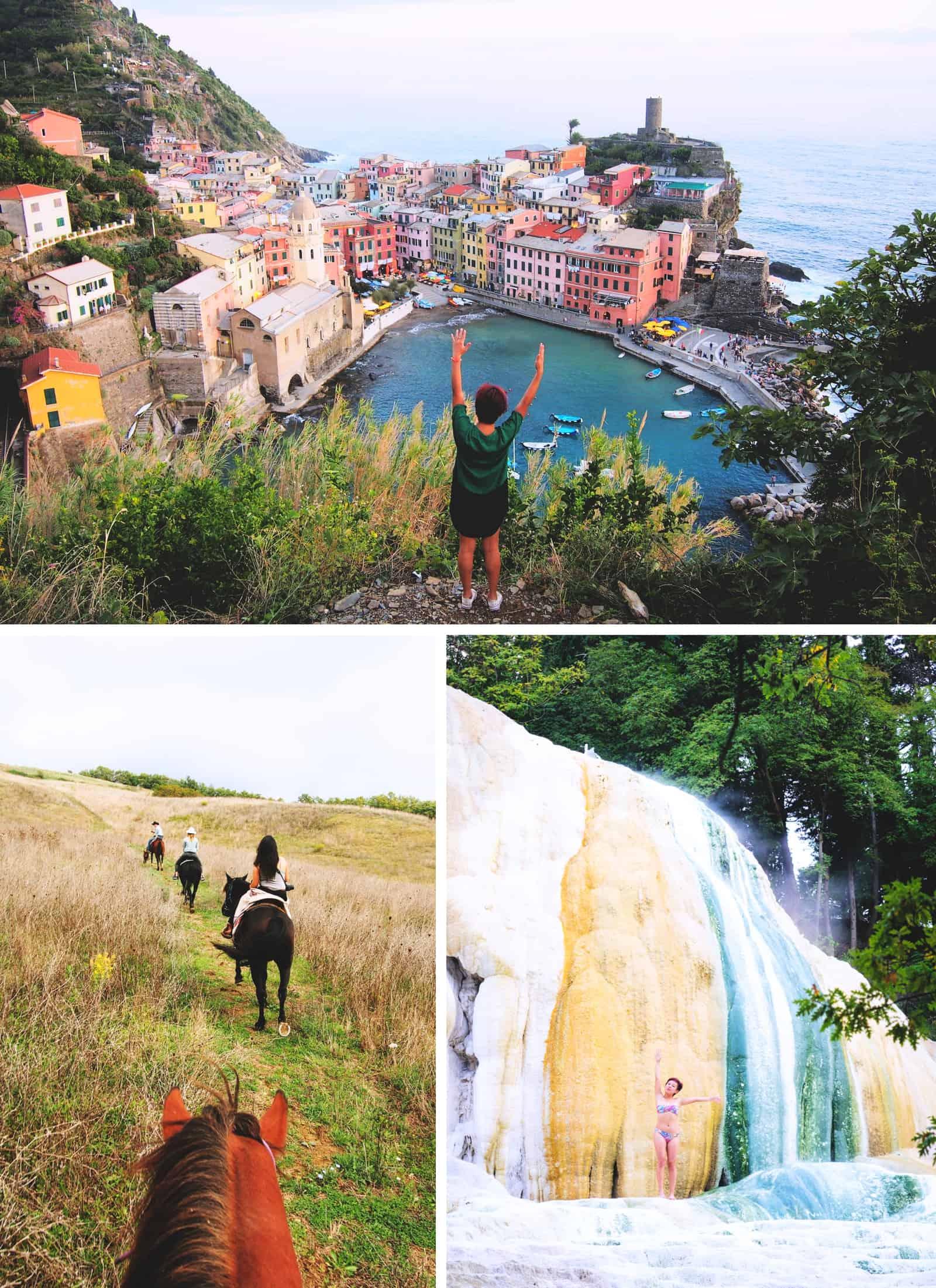 tuscany & cinque terre