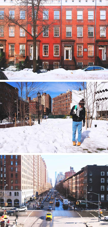 nyc snow 2016