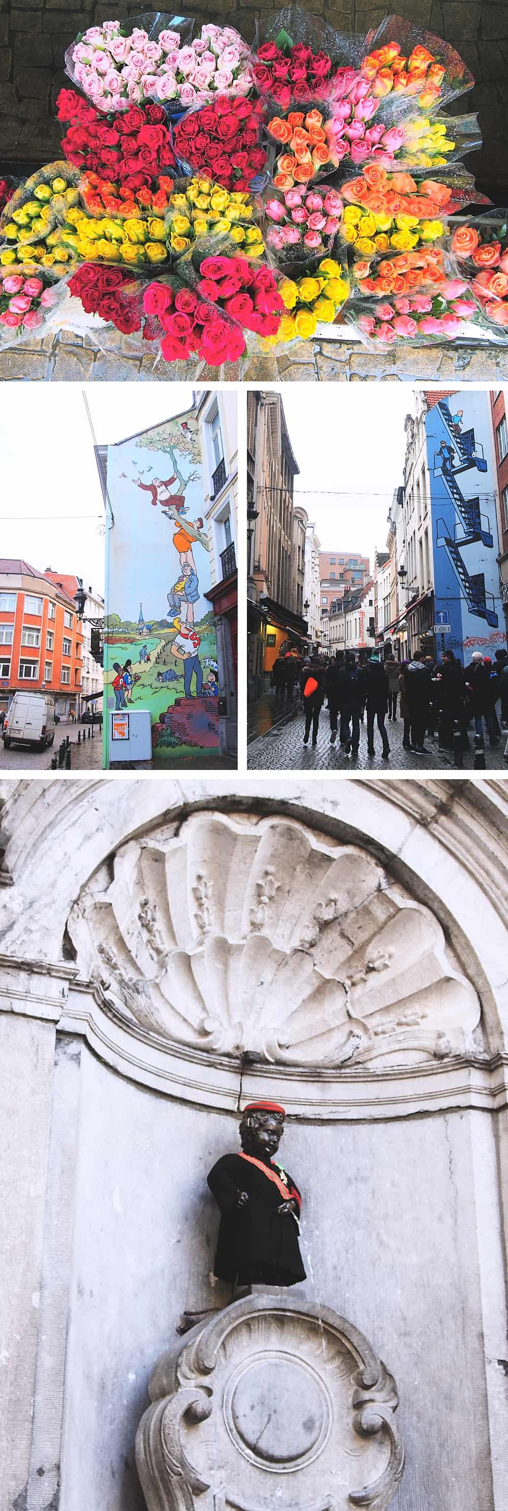 Brussels City Walk