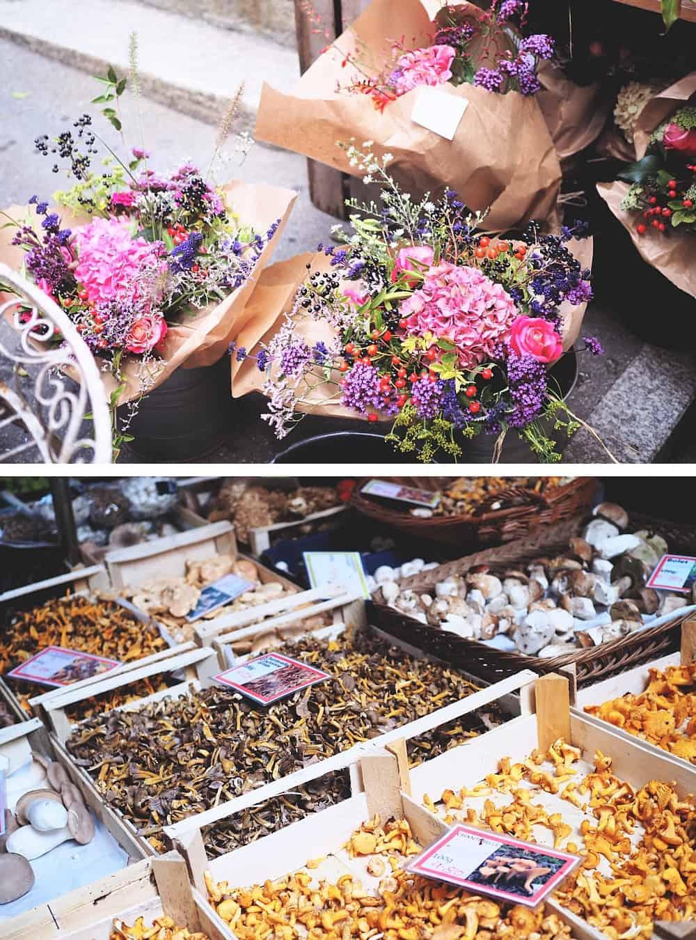 lausanne market colours