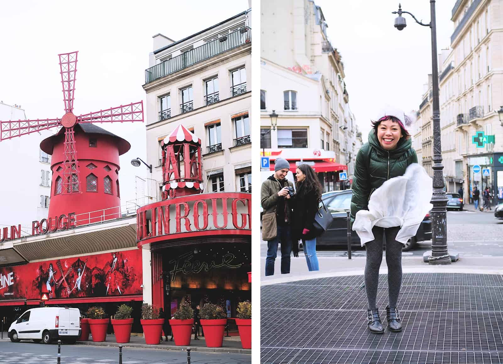 le moulin rouge wind tunnel