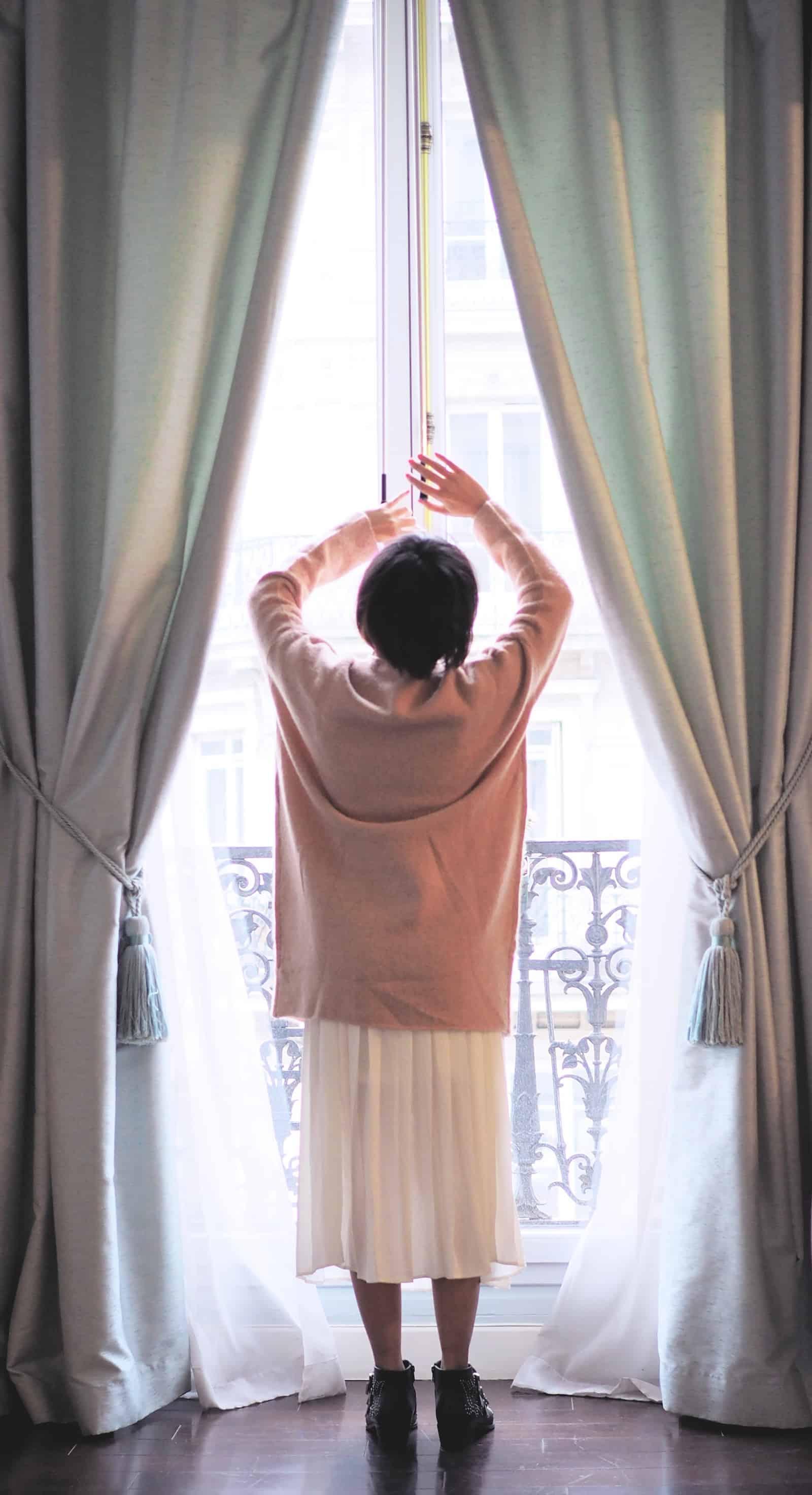 beautiful parisian windows
