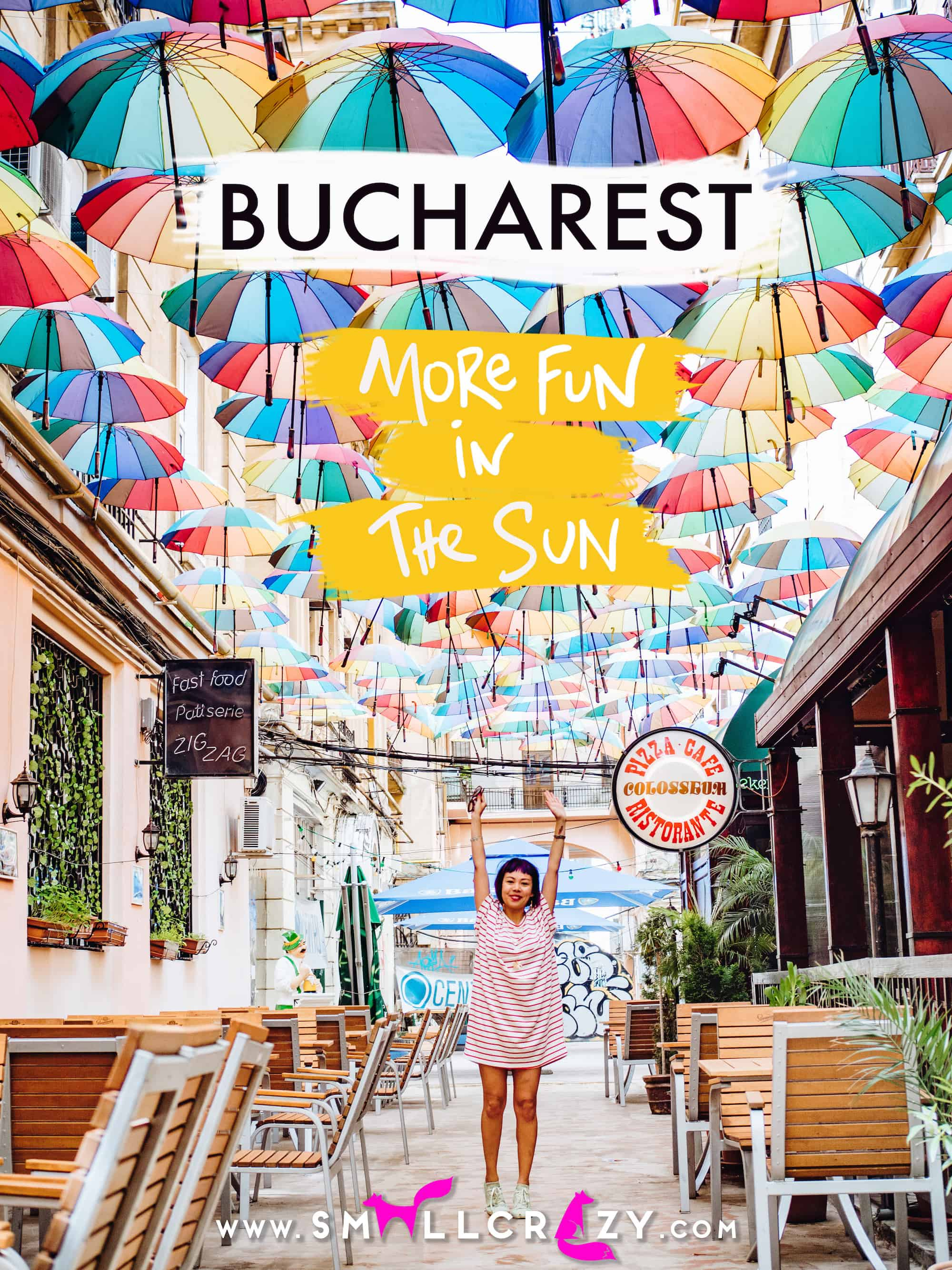 Bucharest is more fun in the summertime. Read about what I did on my third visit to the city, this time in the summer, and why I now LOVE Bucharest!