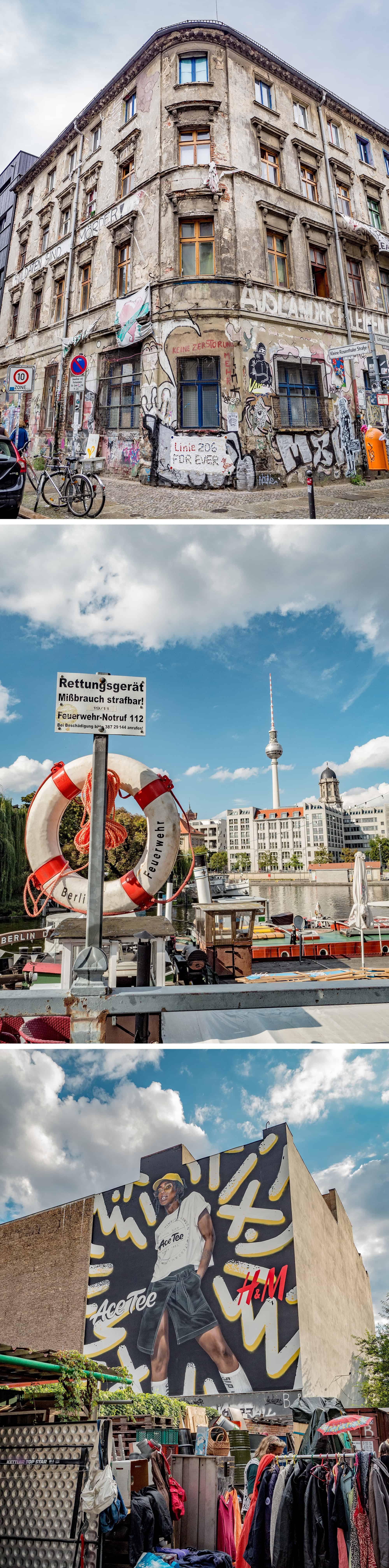 berlin sunny day