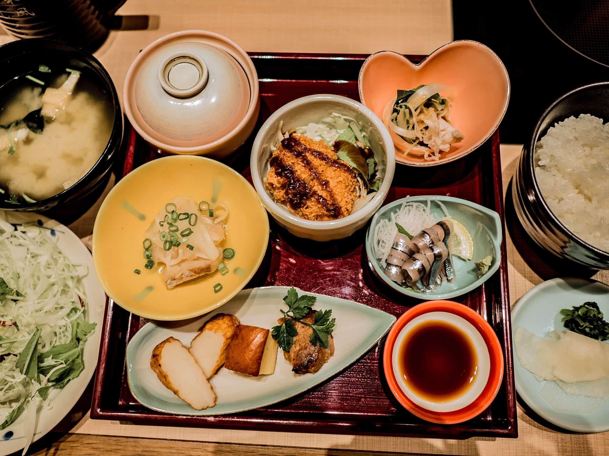 kagoshima food