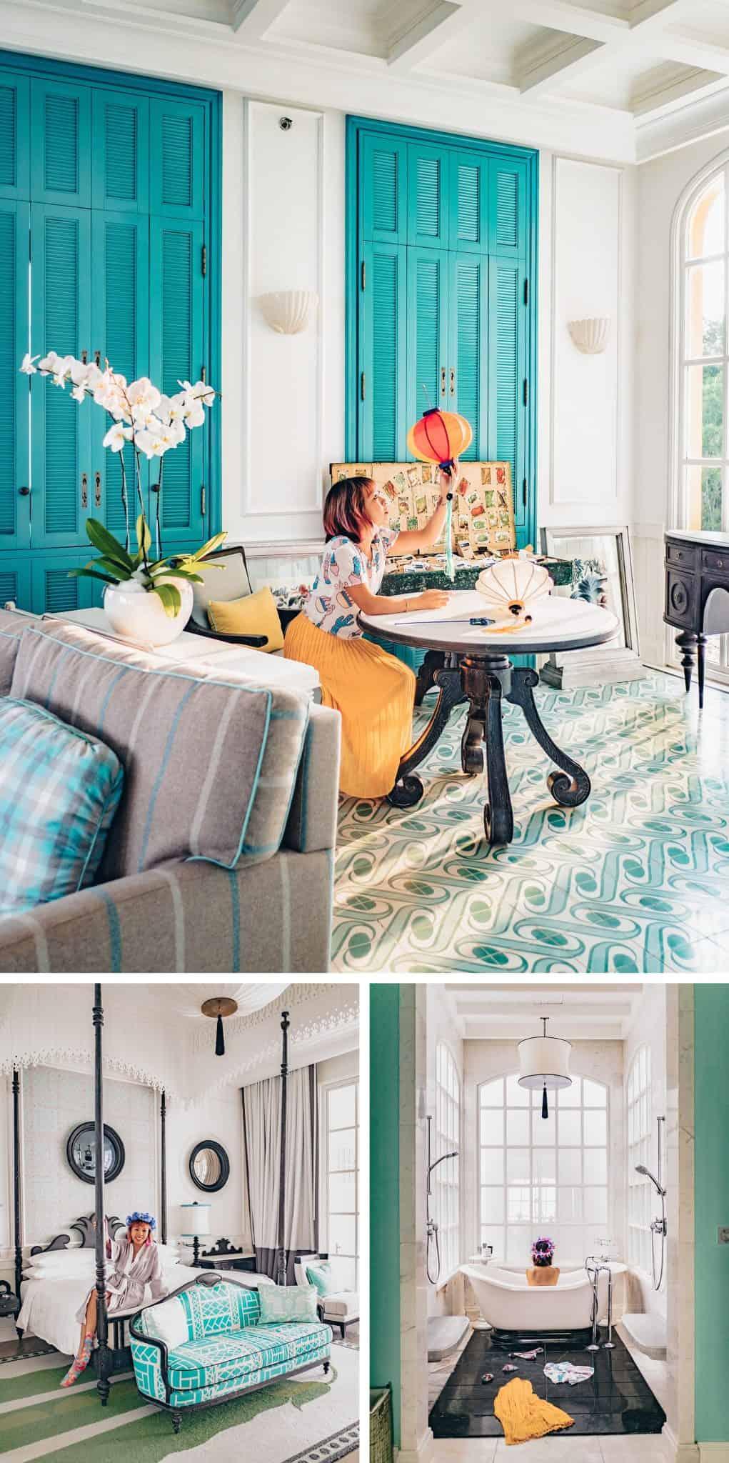 jw marriott turquoise suite