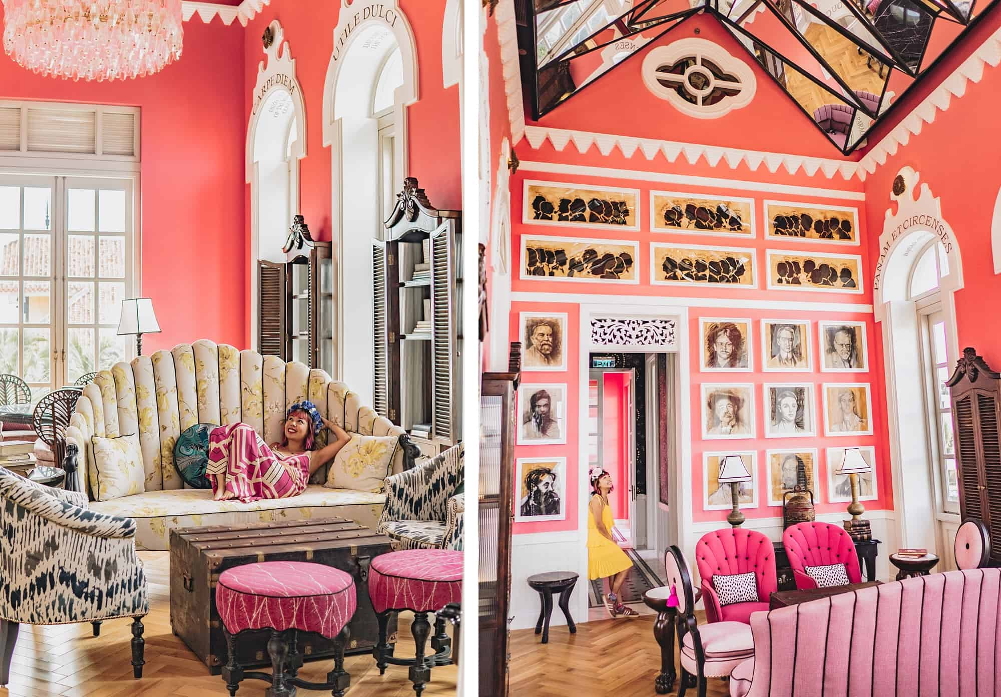 pink pearl private rooms