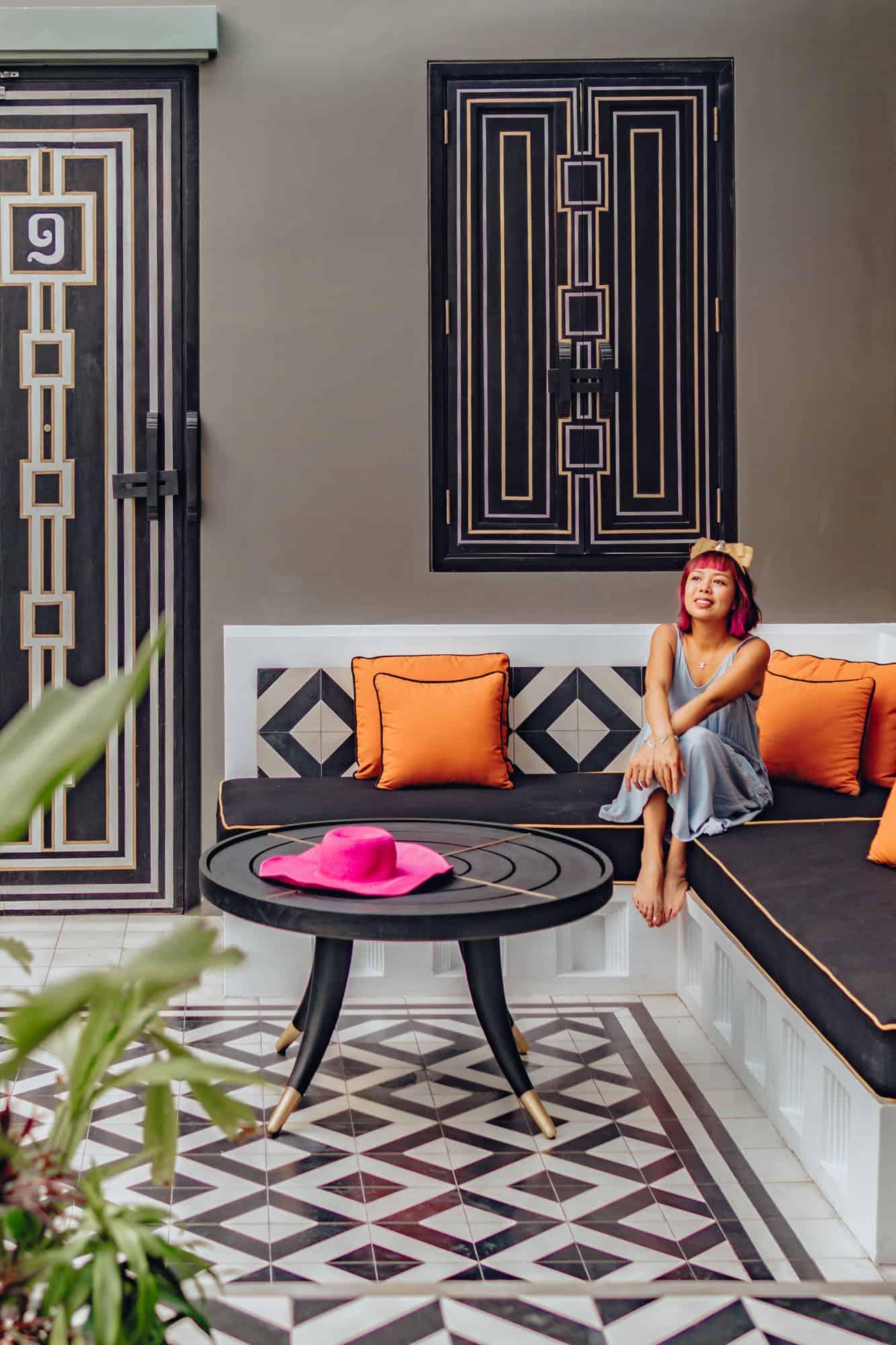 Shinta Mani Villa Lounge