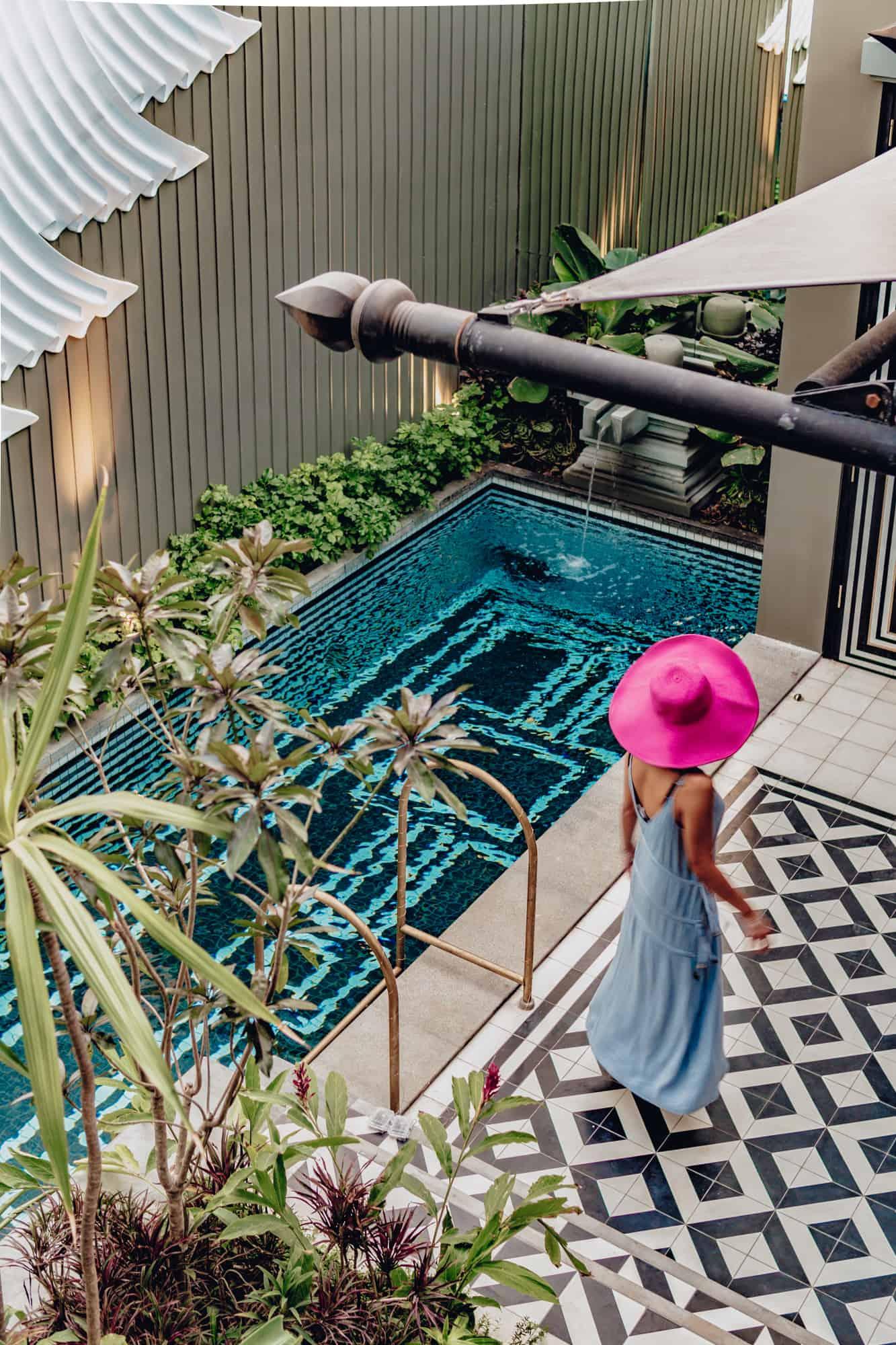 Pool Villa Shinta Mani Angkor