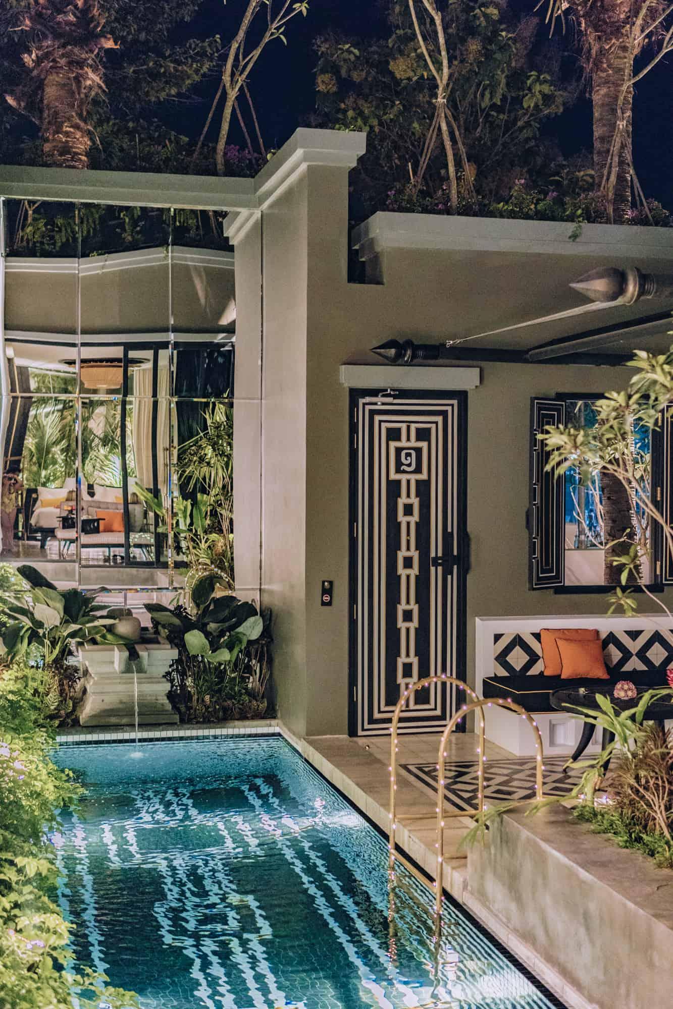 Pool Villa Shinta Mani Magic