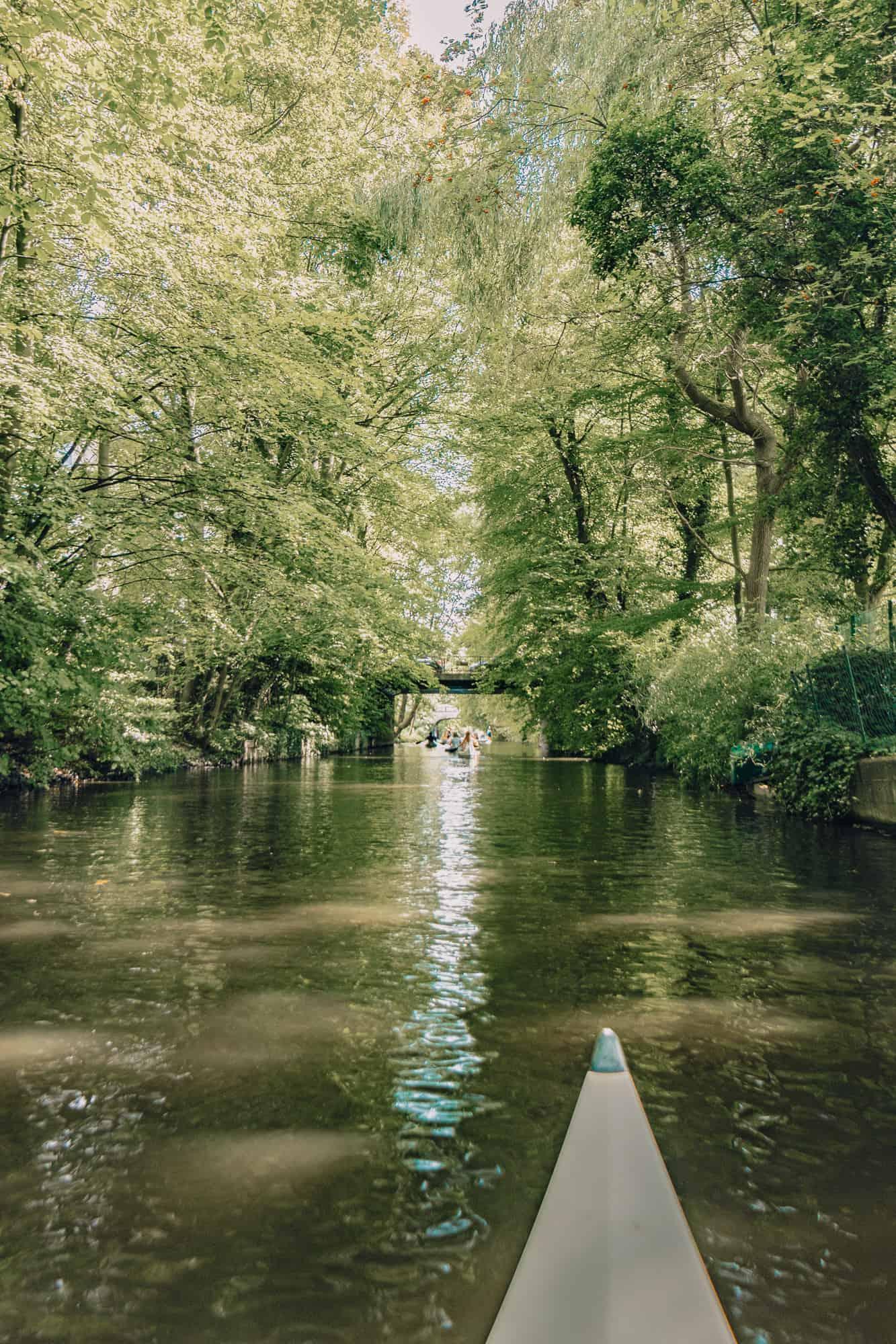 hamburg canals