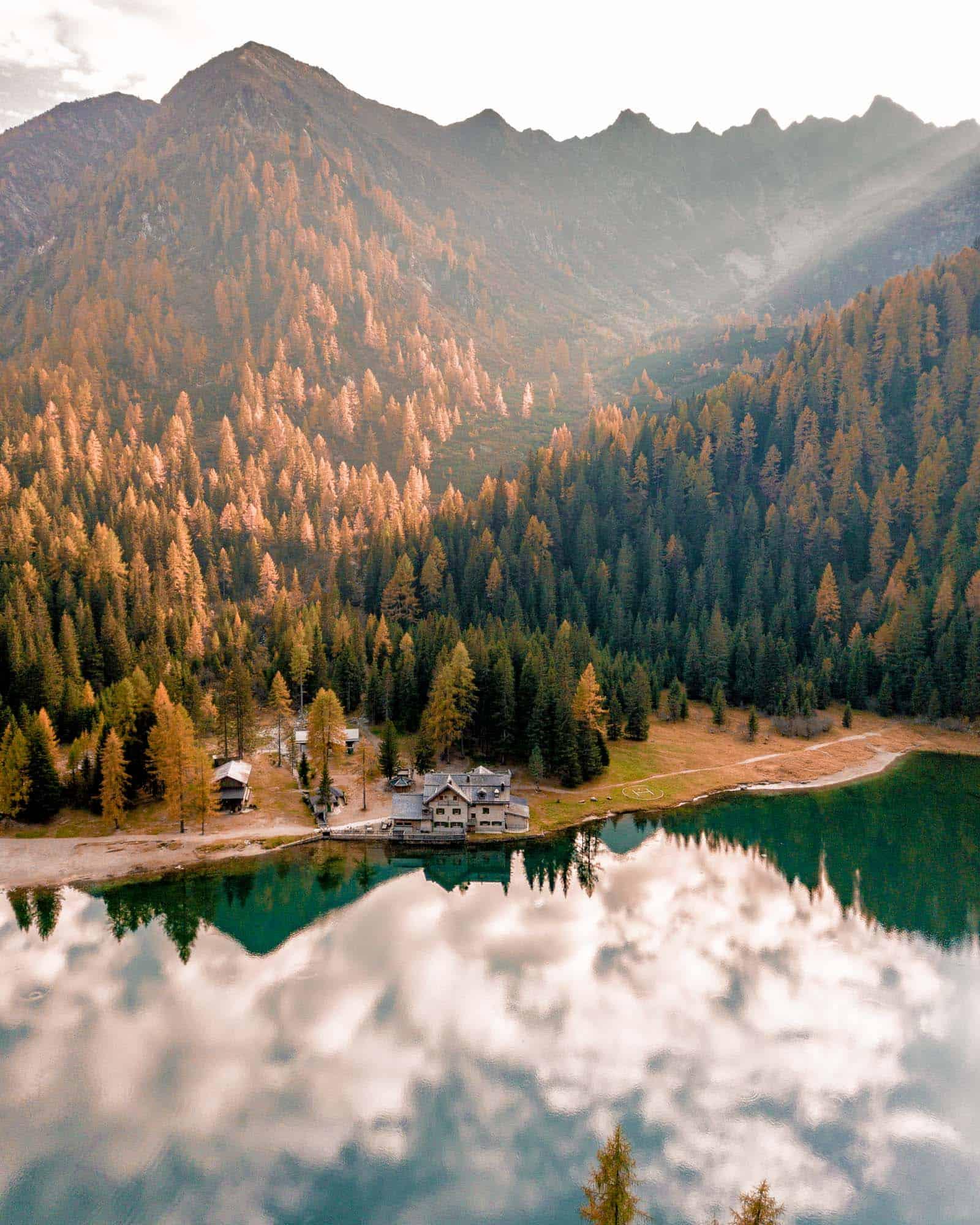 visit trentino / lago di nambino