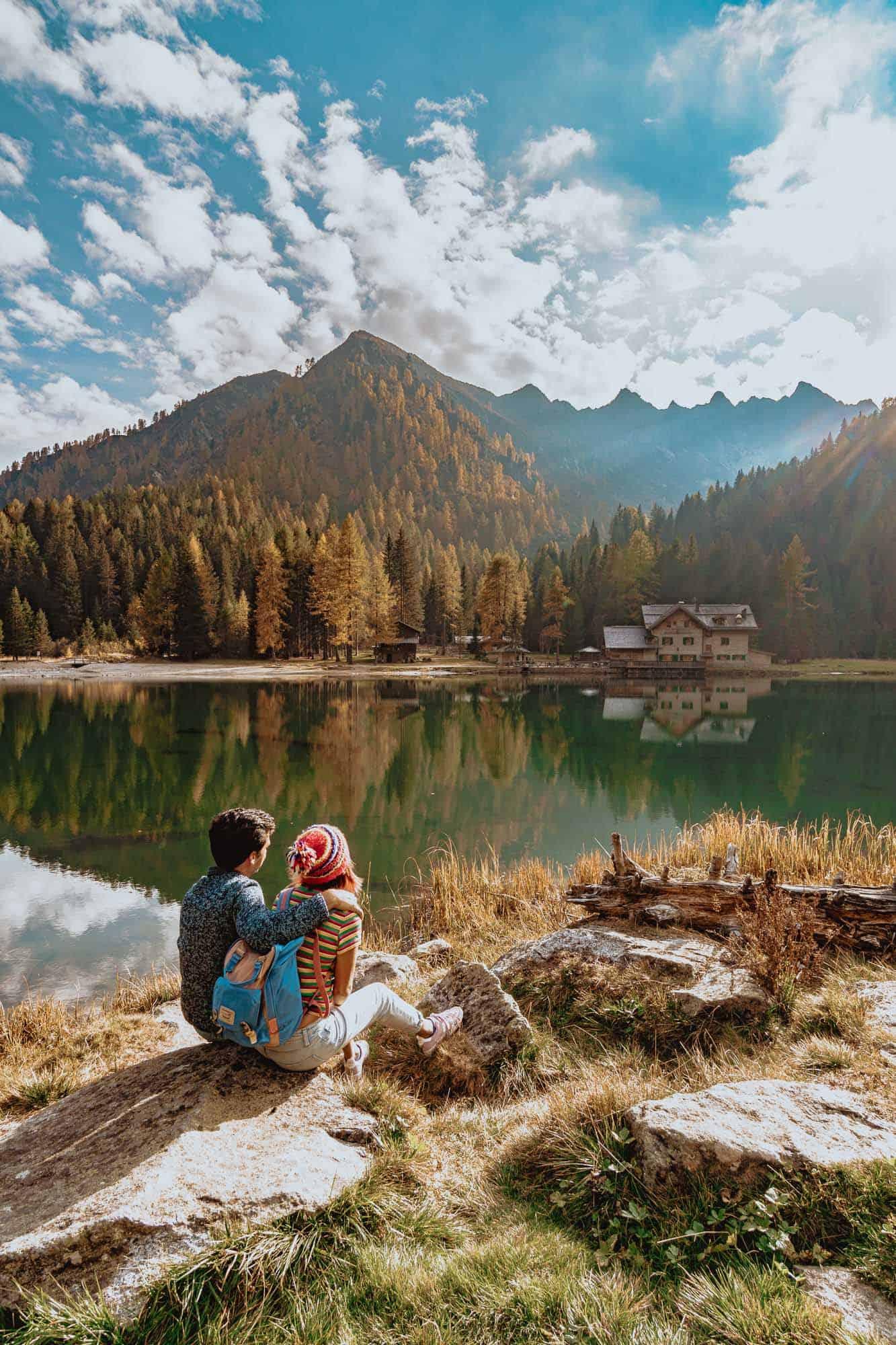 lago di nambino