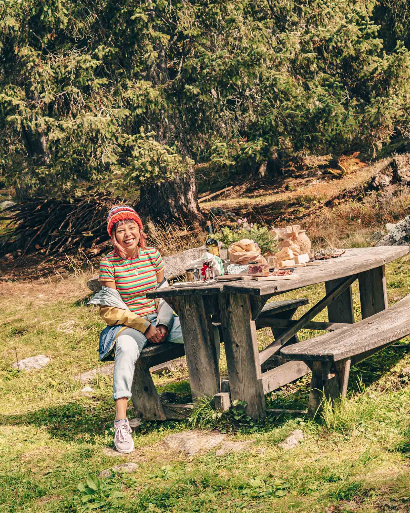 wild picnic
