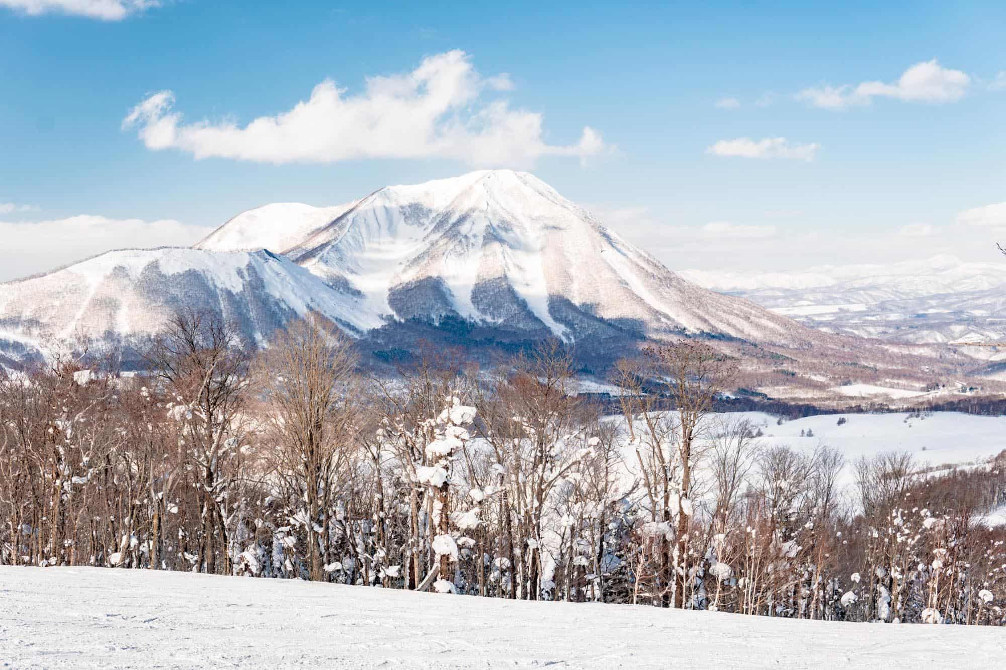 rusutsu slopes