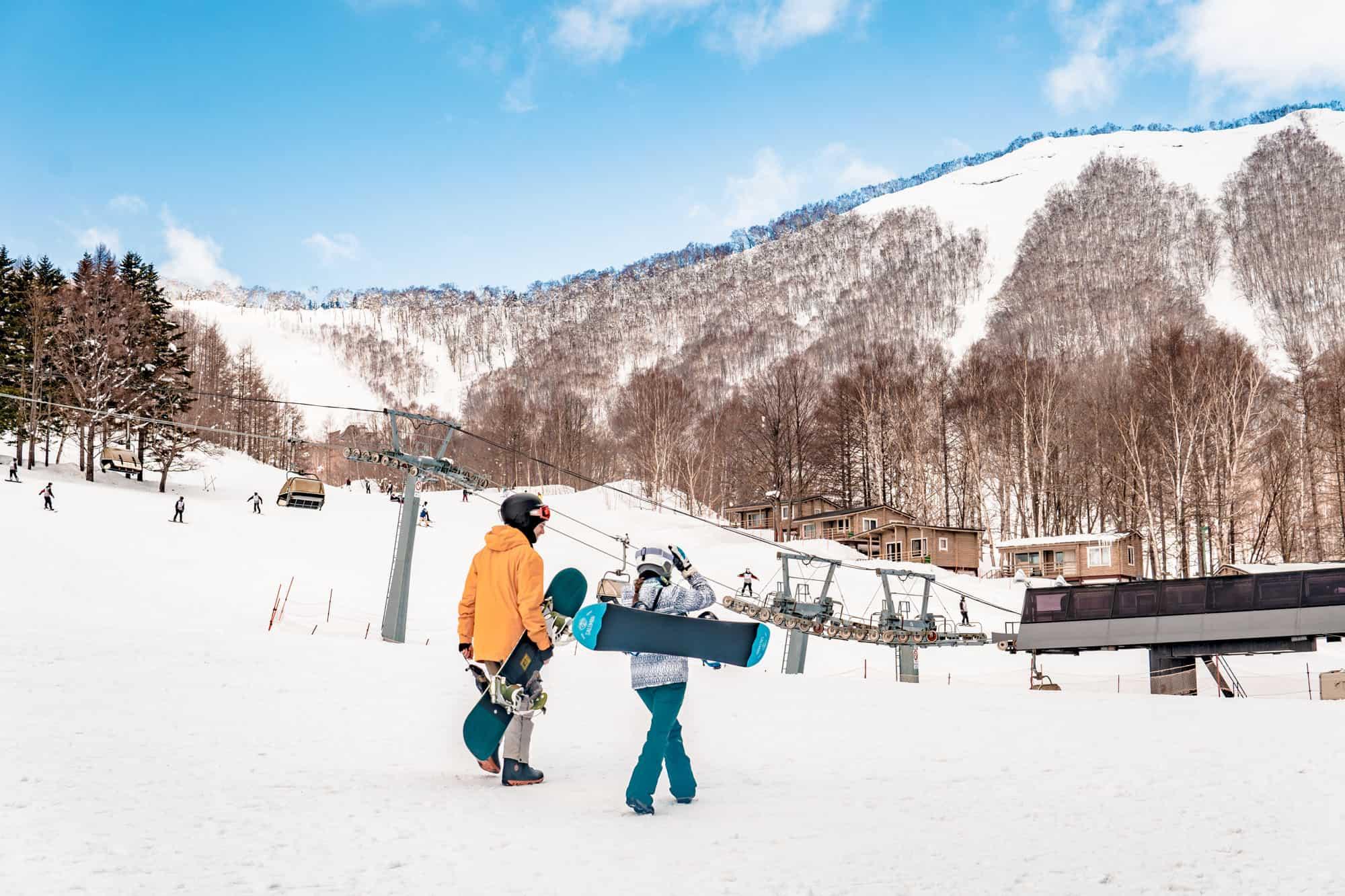 rusutsu ski resort
