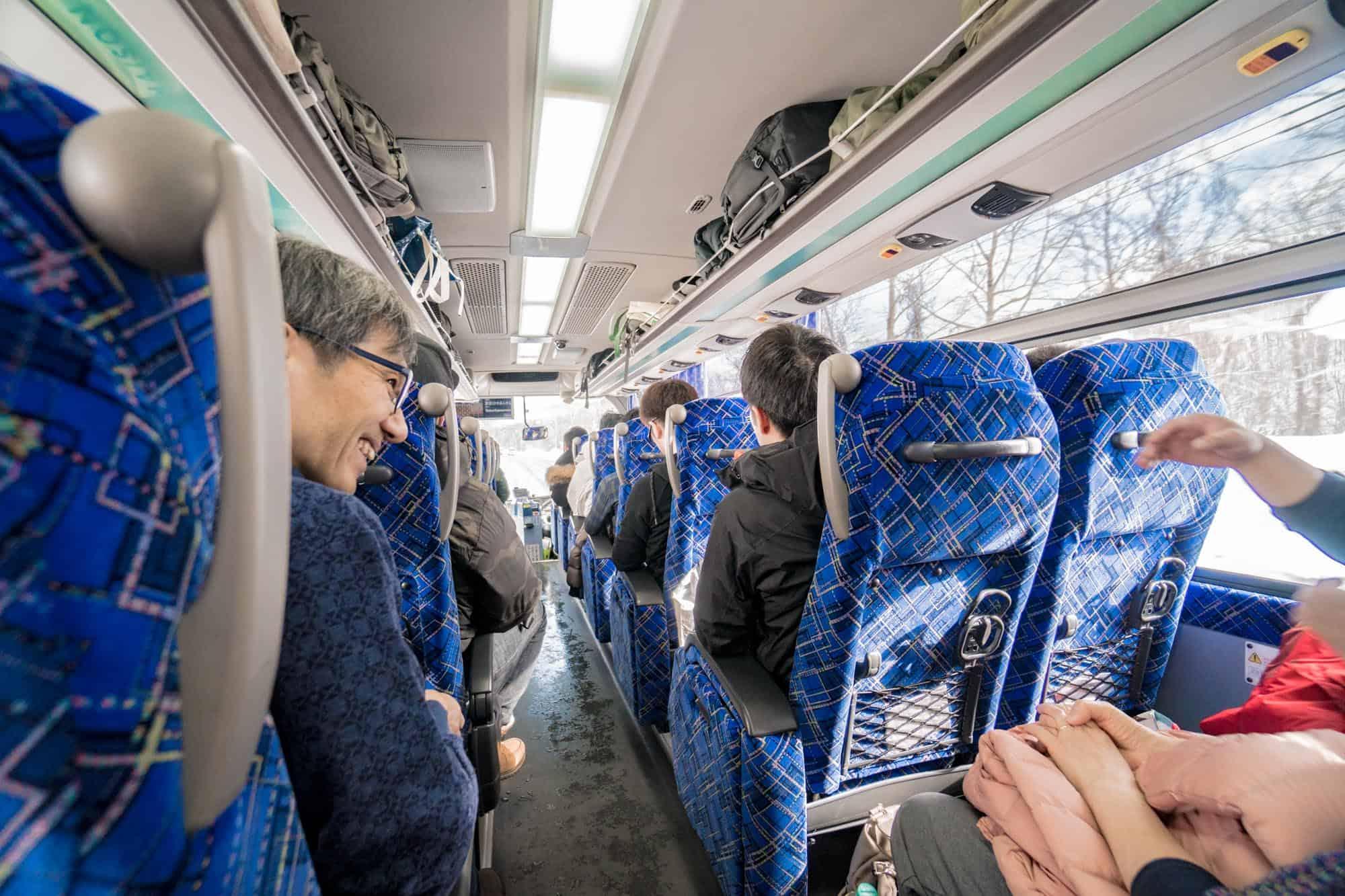 rusutsu resort bus