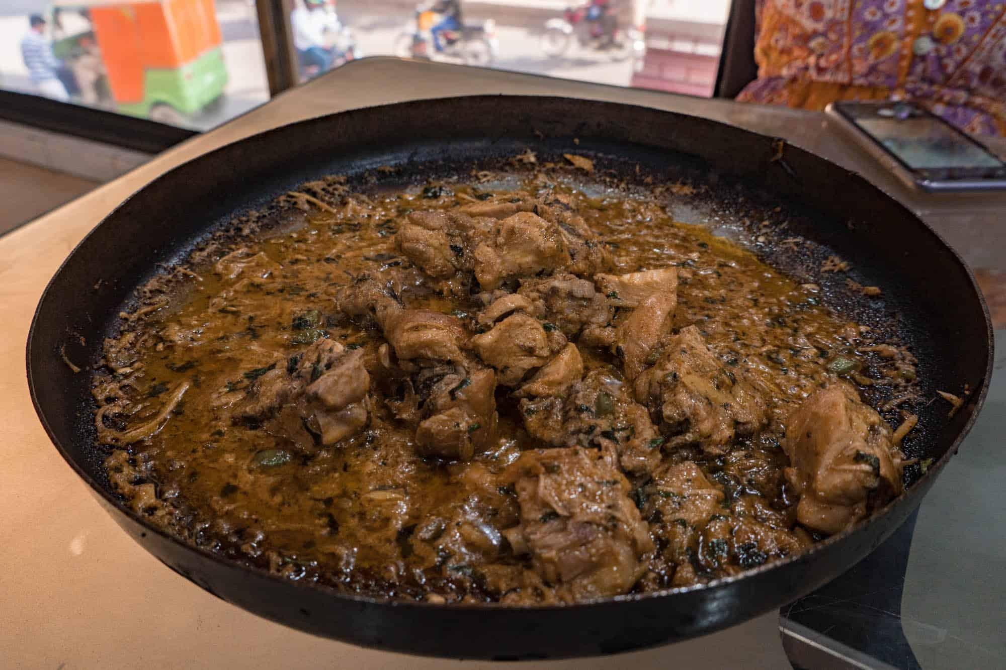 chicken karahi lahore