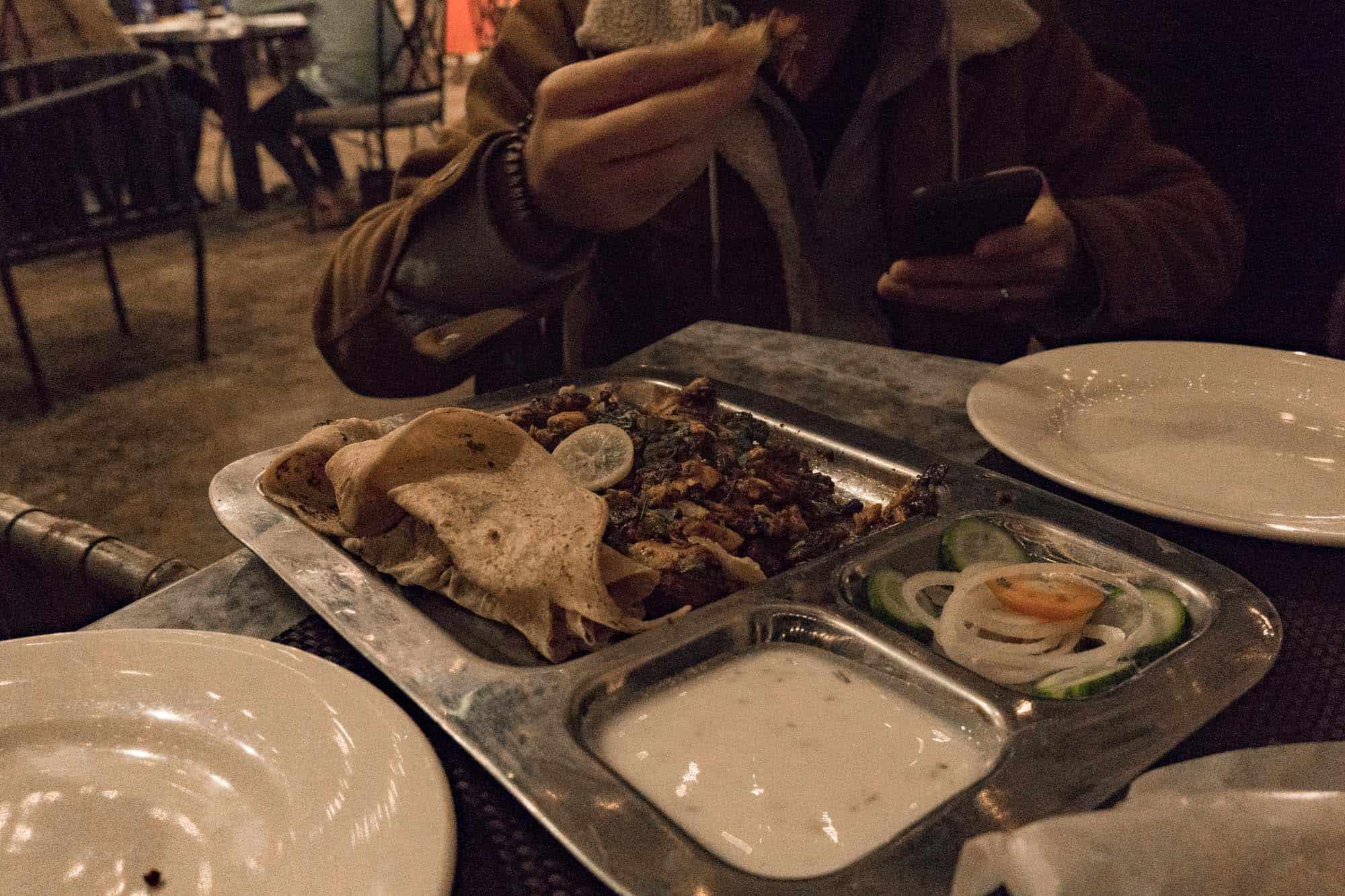 baranh restaurant lahore