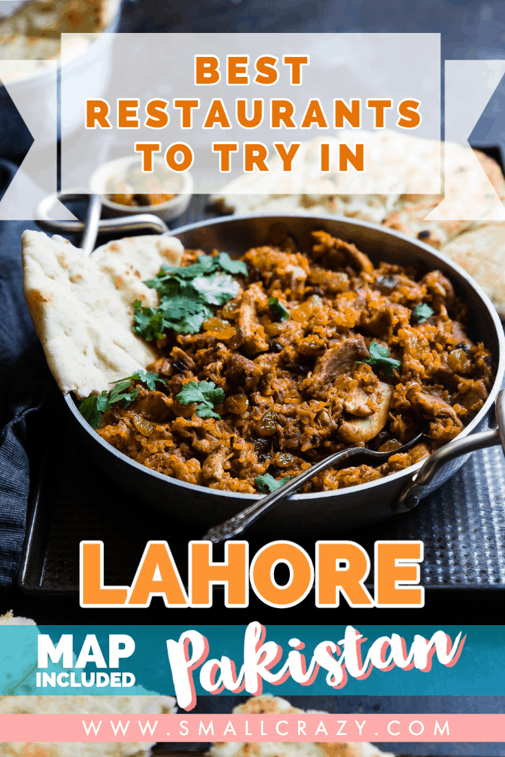 where to eat in lahore